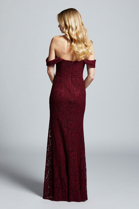 Hayley Paige Occasions Style 52159 Bridesmaids Gown
