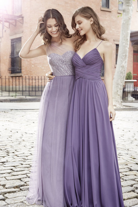 Hayley Paige Occasions Style 5704 Bridesmaids Dress