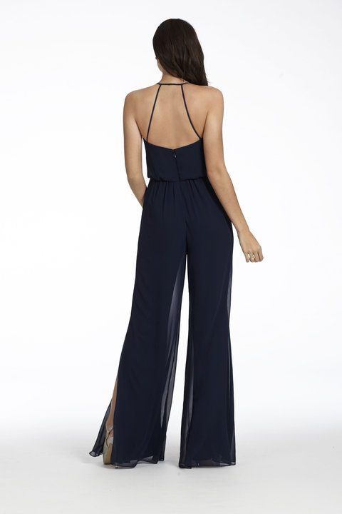 Hayley Paige Occasions Style 5710 Bridesmaids Jumpsuit