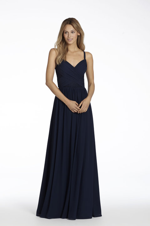 Hayley Paige Occasions Style 5711 Bridesmaids Dress