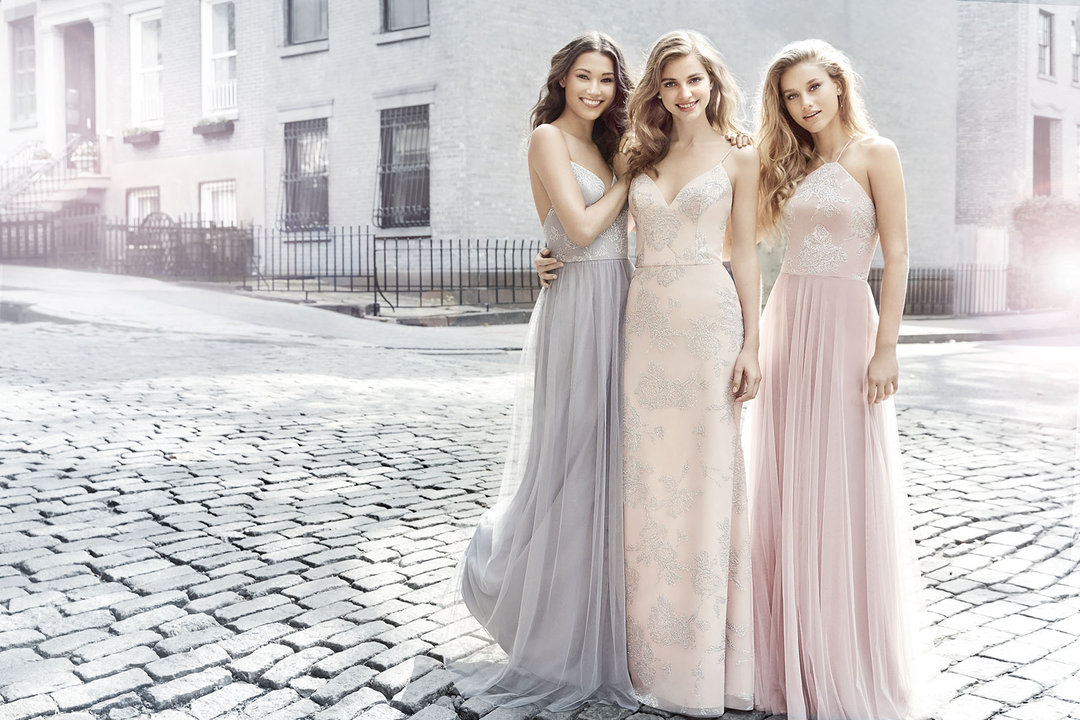 Hayley Paige Occasions Style 5716 Bridesmaids Dress