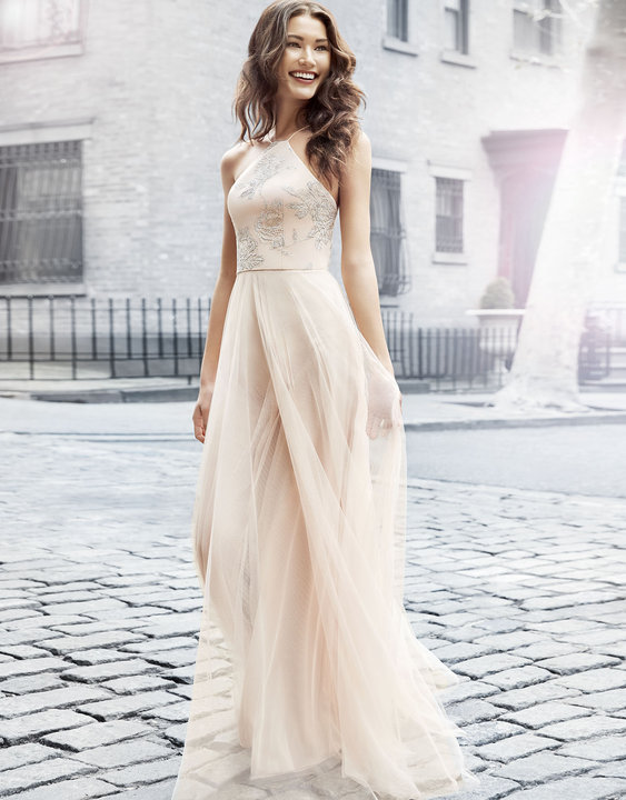 Hayley Paige Occasions Style 5718 Bridesmaids Dress