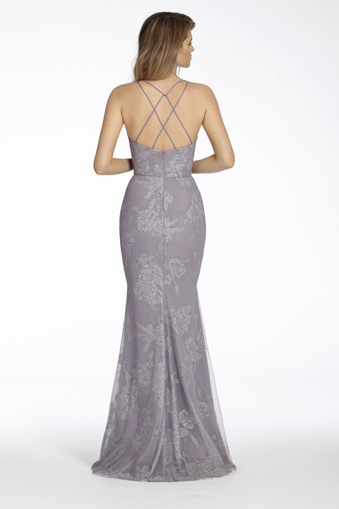 Hayley Paige Occasions Style 5719 Bridesmaids Dress