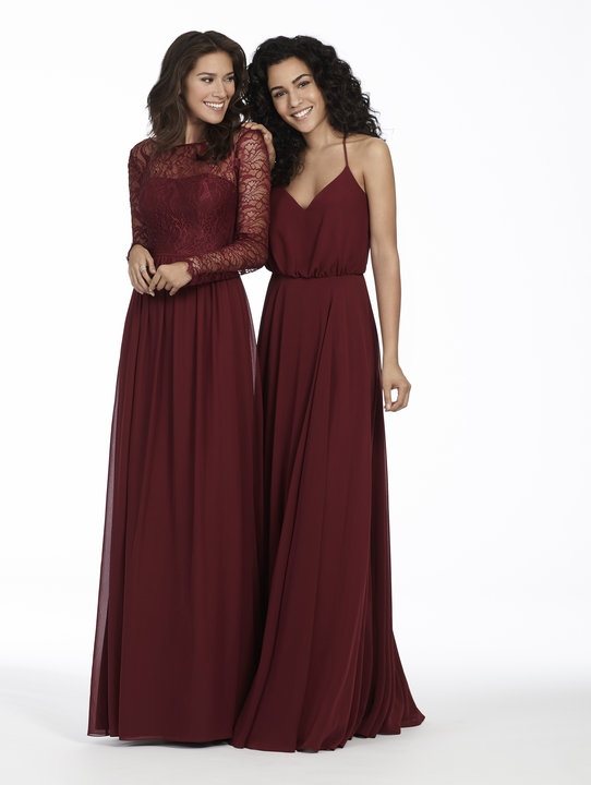 Hayley Paige Occasions Style 5751 Bridesmaids Dress