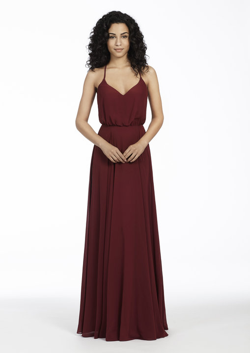 Hayley Paige Occasions Style 5752 Bridesmaids Dress