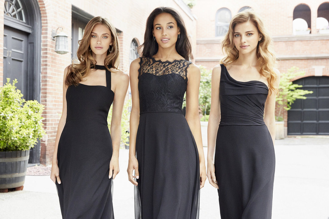 Hayley Paige Occasions Style 5755 Bridesmaids Dress