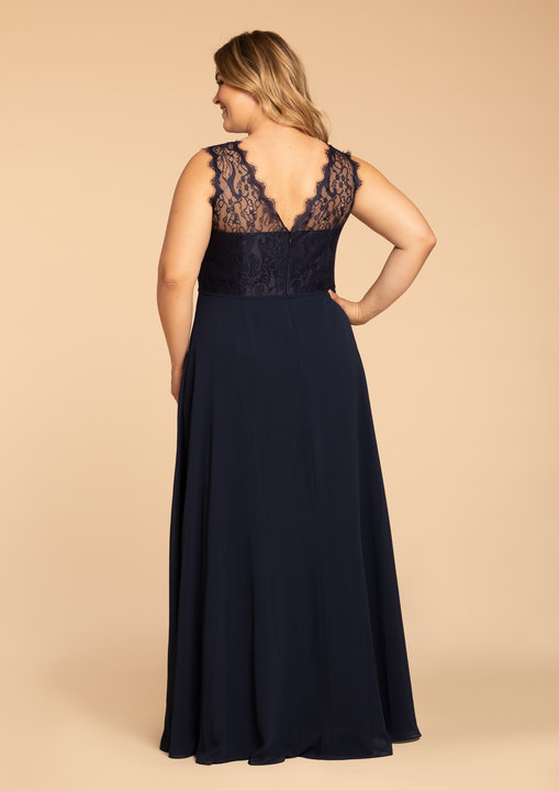 Hayley Paige Occasions Style W756 Bridesmaids Dress