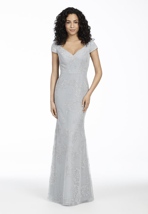 Hayley Paige Occasions Style 5761 Bridesmaids Dress