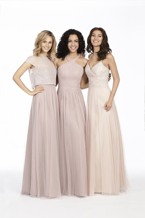 Hayley Paige Occasions Style 5764 Bridesmaids Dress