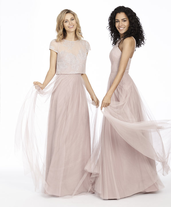 Hayley Paige Occasions Style 5765 Bridesmaids Dress