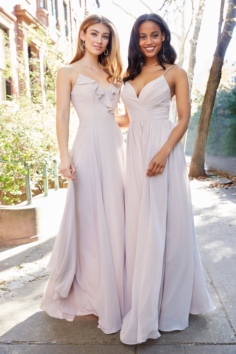 Hayley Paige Occasions Style 5800 Bridesmaids Dress