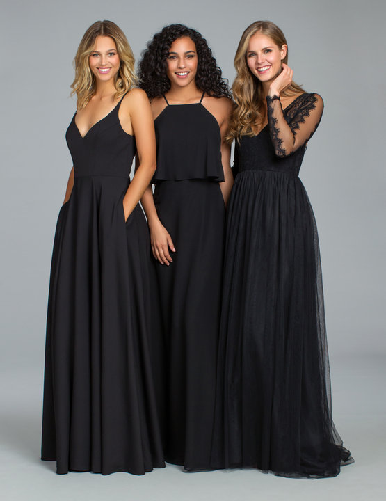 Hayley Paige Occasions Style 5807 Bridesmaids Dress