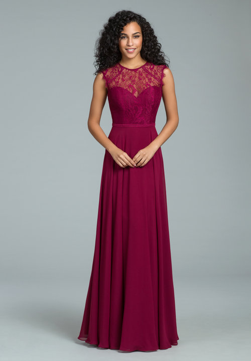 Hayley Paige Occasions Style 5812 Bridesmaids Dress
