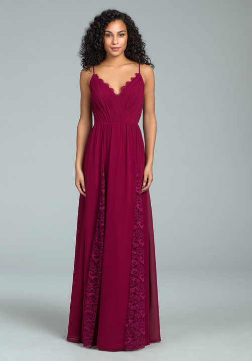 Hayley Paige Occasions Style 5813 Bridesmaids Dress