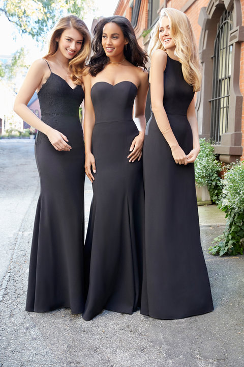 Hayley Paige Occasions Style 5816 Bridesmaids Dress