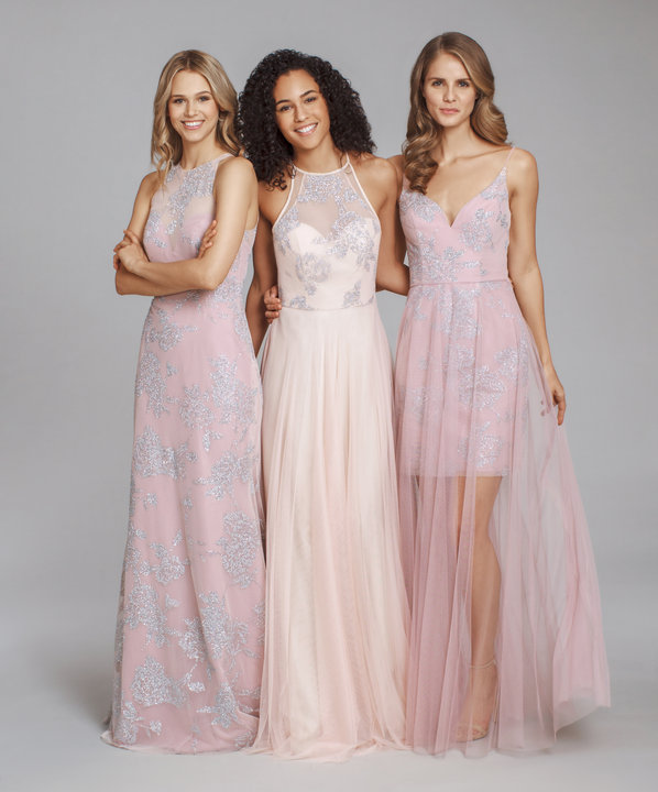 Hayley Paige Occasions Style 5851 Bridesmaids Dress