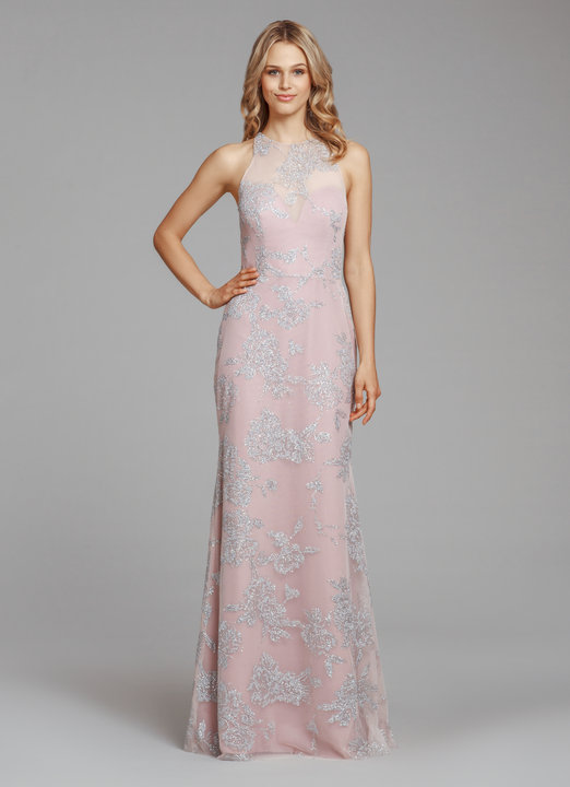 Hayley Paige Occasions Style 5853 Bridesmaids Dress