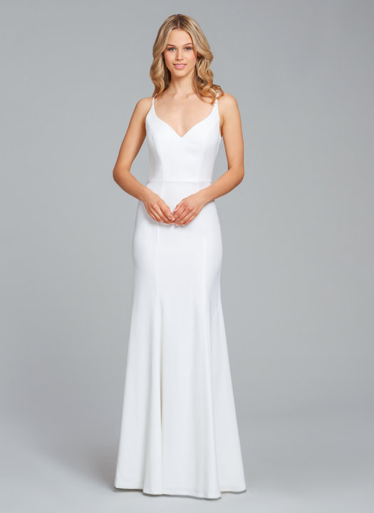 Hayley Paige Occasions Style 5858 Bridesmaids Dress