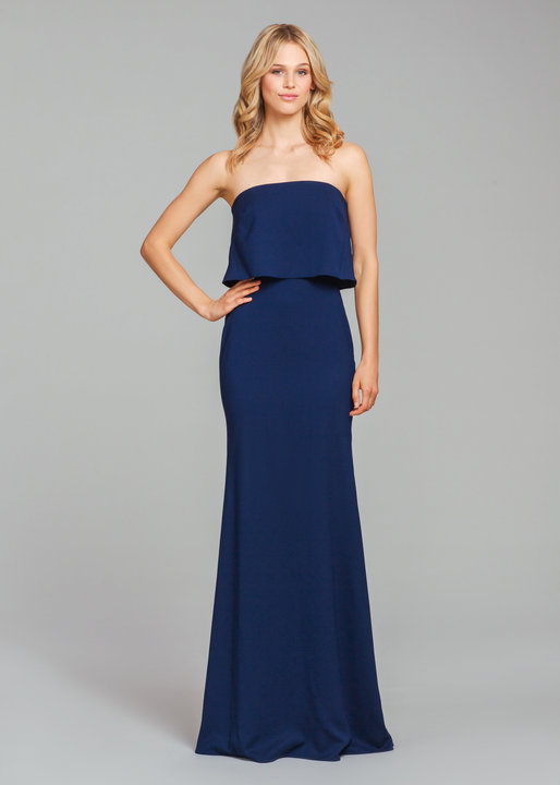 Hayley Paige Occasions Style 5860 Bridesmaids Dress