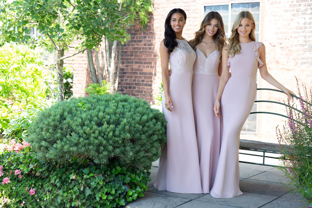 Hayley Paige Occasions Style 5864 Bridesmaids Dress