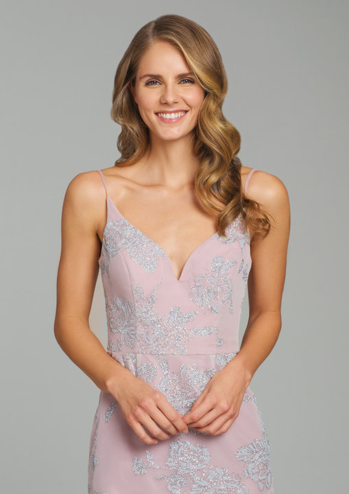 Hayley Paige Occasions Style 5865 Bridesmaids Dress