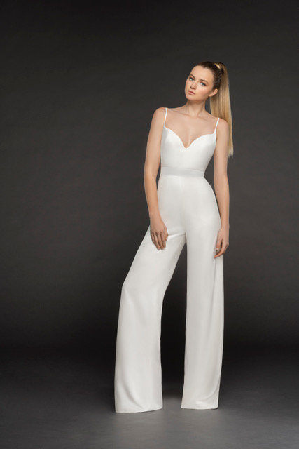 Hayley Paige Occasions Style 5868 Bridesmaids Jumpsuit