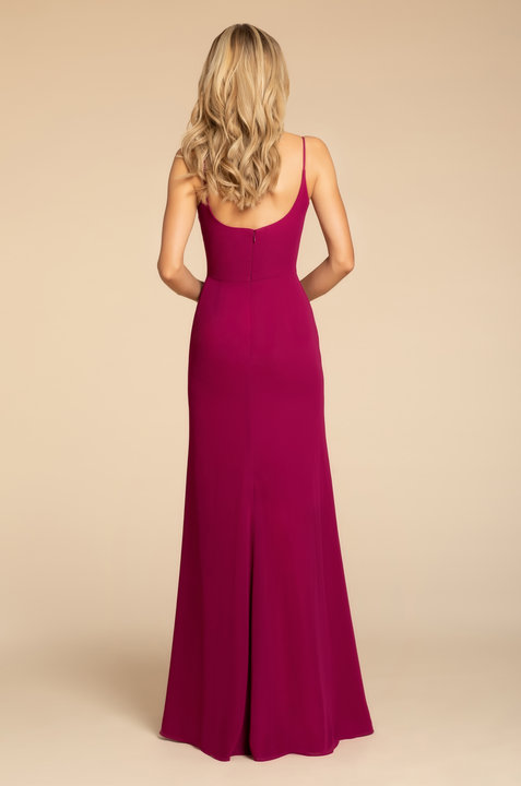 Hayley Paige Occasions Style 5910 Bridesmaids Gown