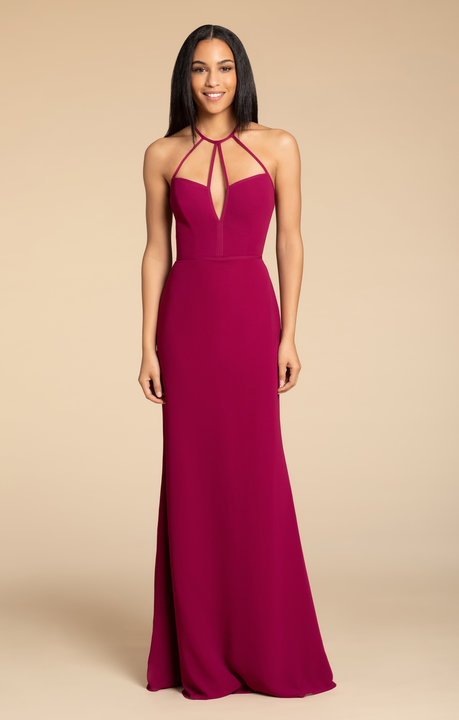 Hayley Paige Occasions Style 5911 Bridesmaids Gown