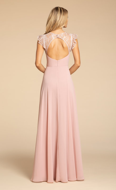 Hayley Paige Occasions Style 5912 Bridesmaids Gown
