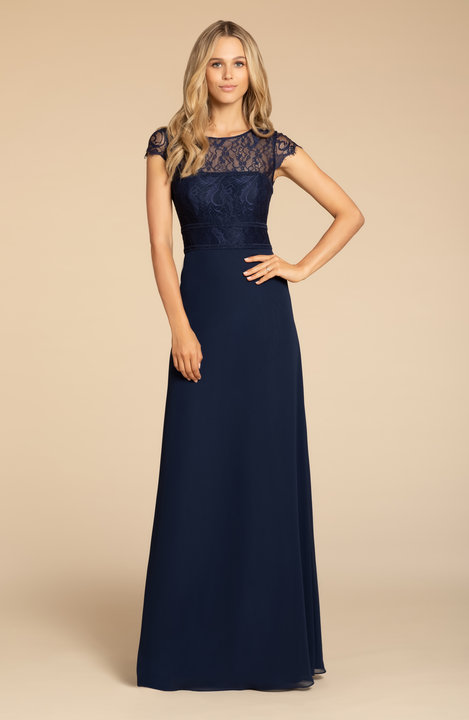 Hayley Paige Occasions Style 5917 Bridesmaids Gown