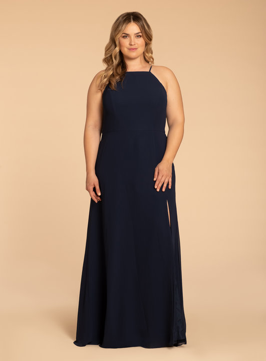 Hayley Paige Occasions Style W918 Bridesmaids Dress