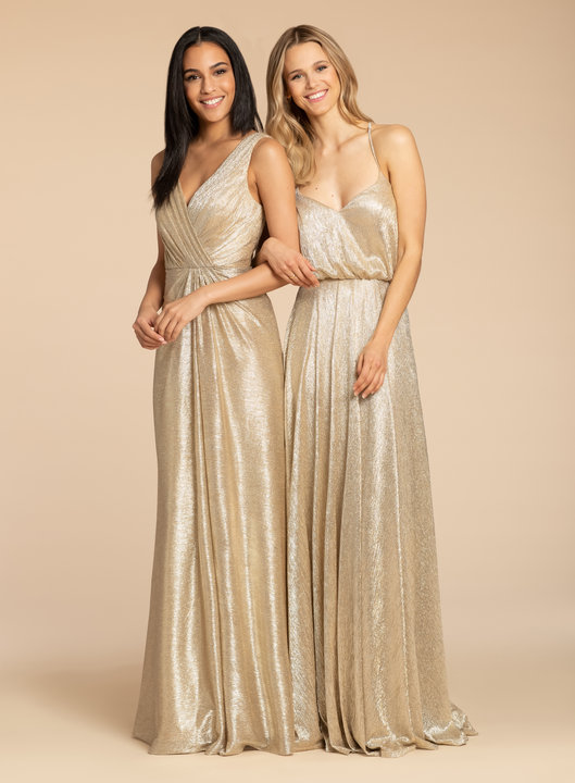 Hayley Paige Occasions Style 5953 Bridesmaids Dress