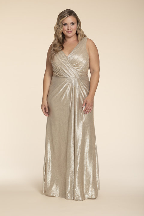 Hayley Paige Occasions Style 5954 Bridesmaids Dress