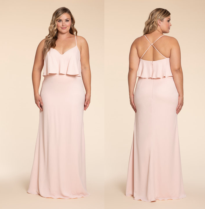 Hayley Paige Occasions Style 5956 Bridesmaids Dress