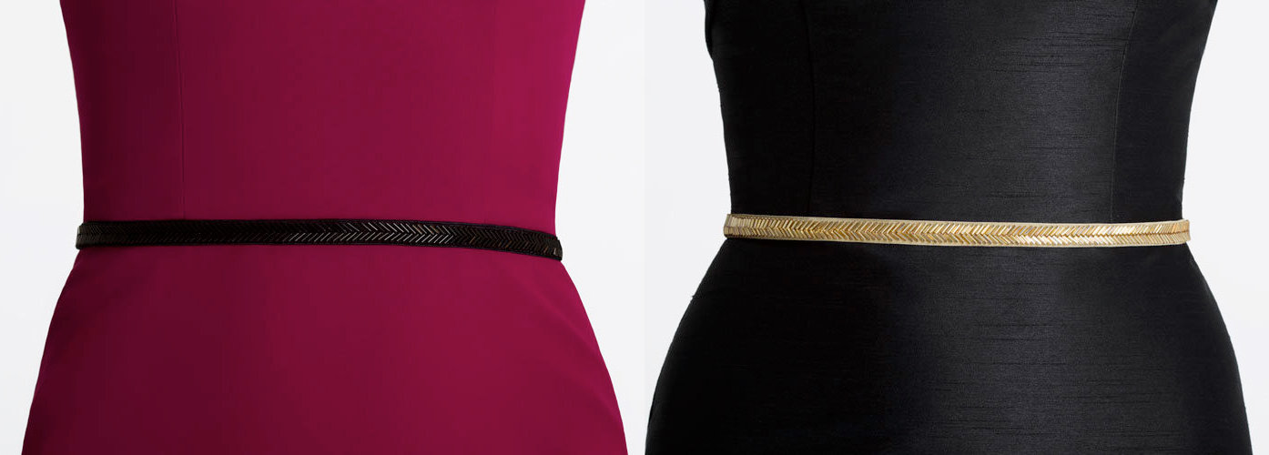 Hayley Paige Occasions Style 627B Belt