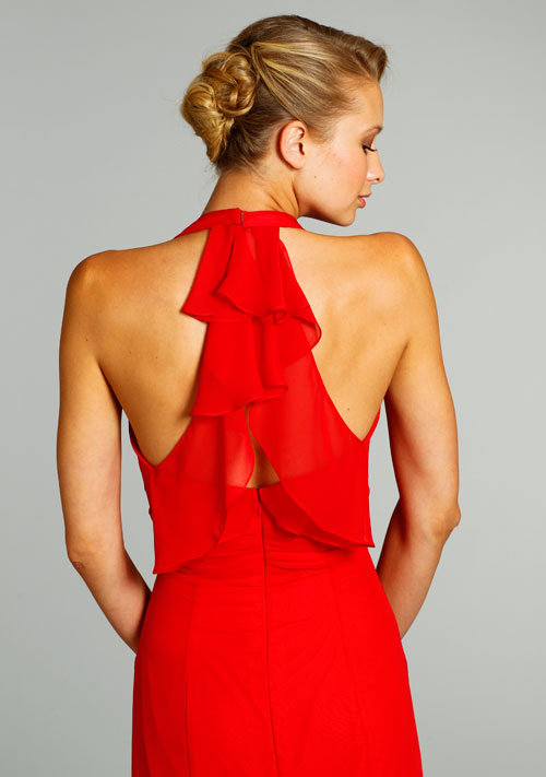 Style 5266  Close Up Back View