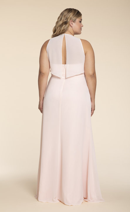 Hayley Paige Occasions Style W714 Bridesmaids Dress