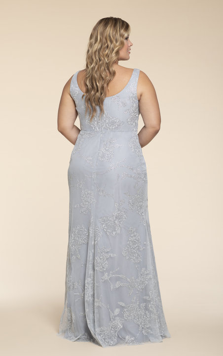 Hayley Paige Occasions Style W761 Bridesmaids Dress