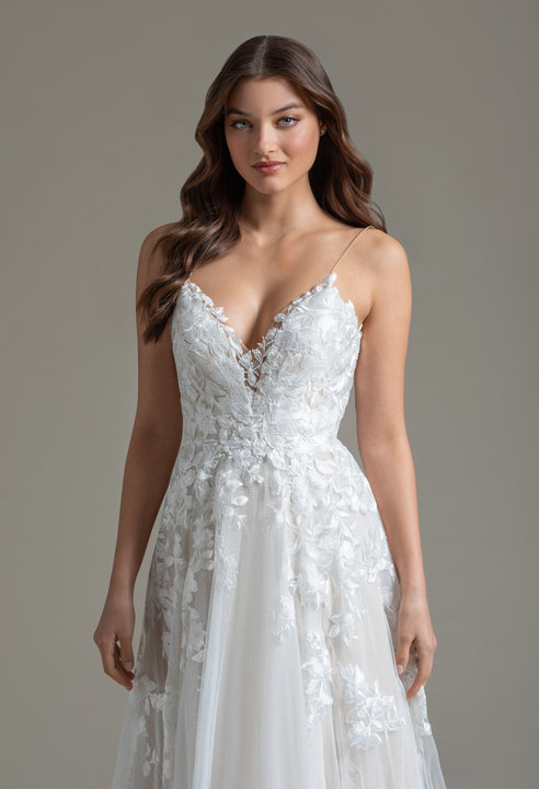 Ti Adora by Allison Webb Style 72007 Ada Bridal Gown
