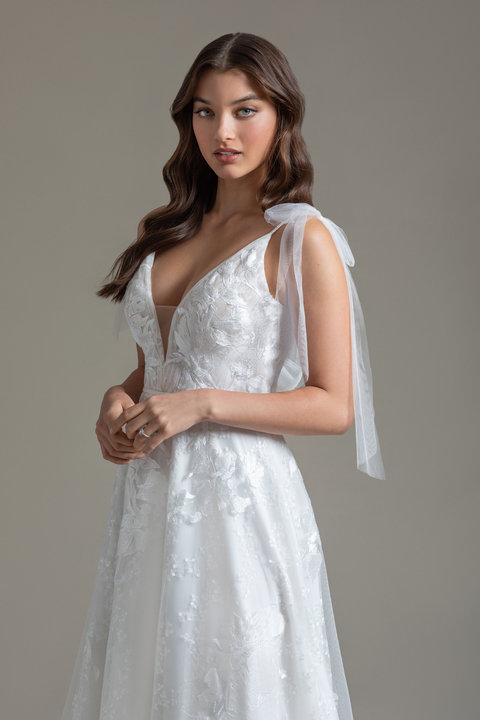 Ti Adora by Allison Webb Style 72009 Callie Bridal Gown