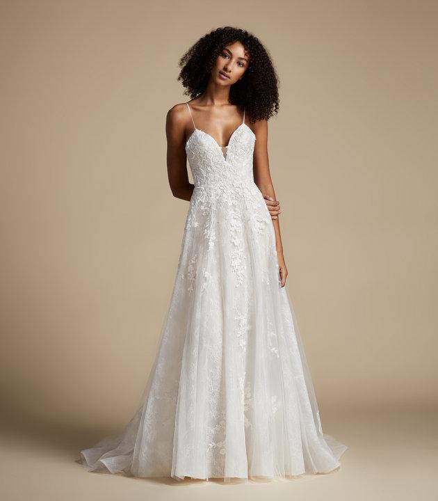 Ti Adora by Allison Webb Style 72102 Delilah Bridal Gown