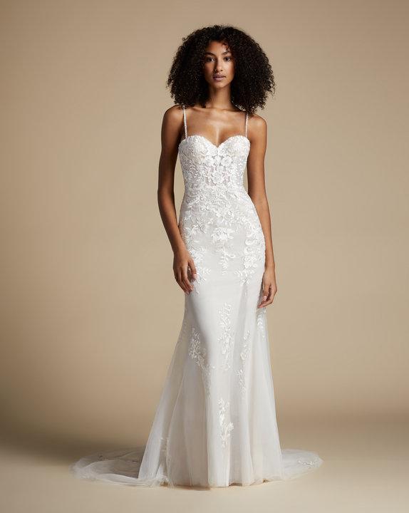 Ti Adora by Allison Webb Style 72105 Nora Bridal Gown