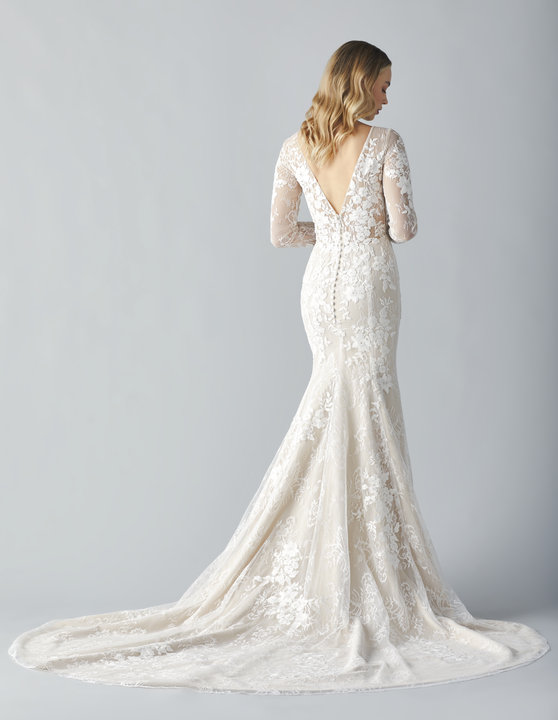 Ti Adora by Allison Webb Style 72203 Teagan Bridal Gown