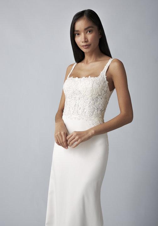 Ti Adora by Allison Webb Style 72207 Demi Bridal Gown