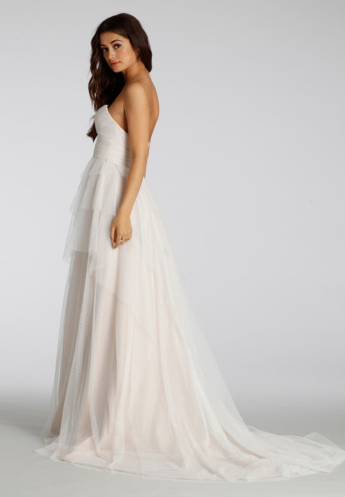 Style 7655 Back View