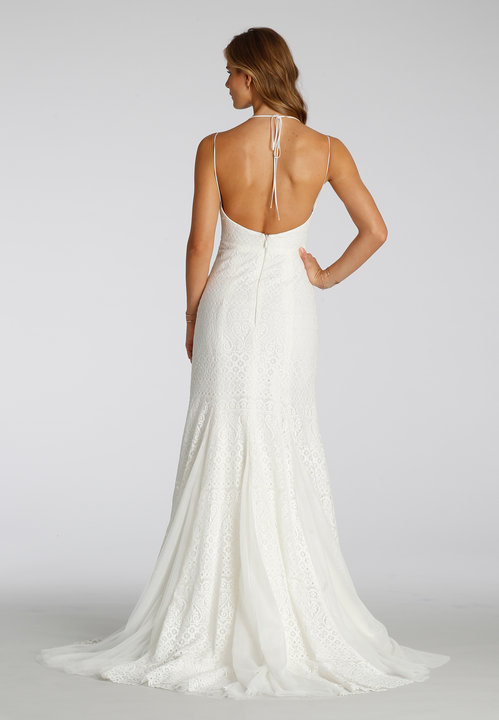 Style 7656 Back View