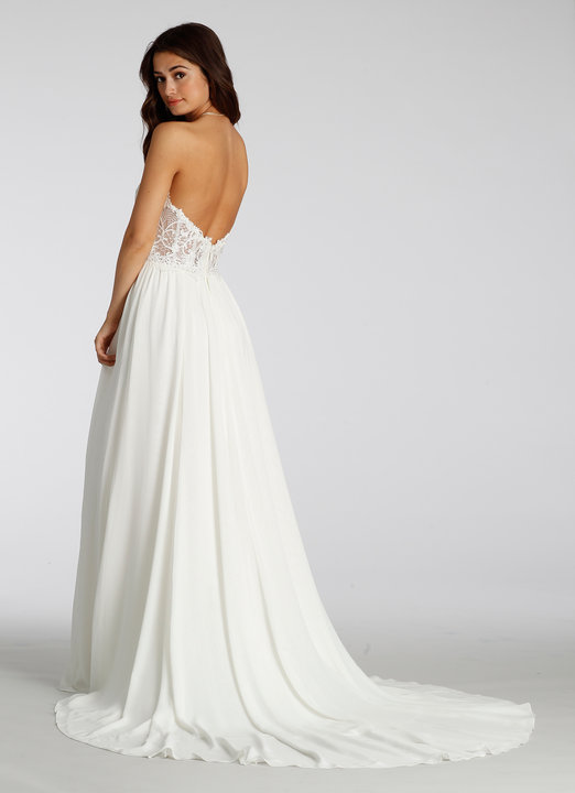 Style 7657 Back View