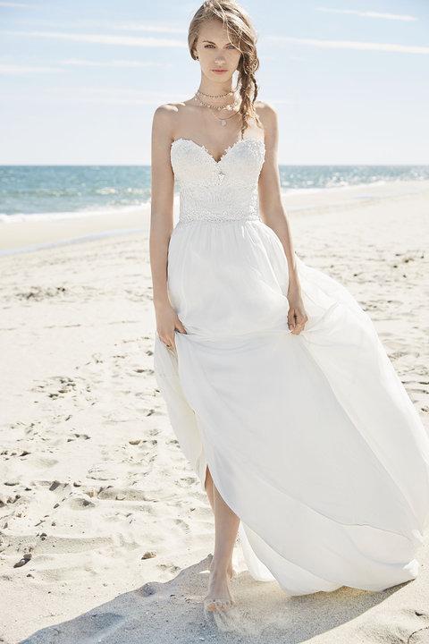 Ti Adora by Allison Webb Style 7657 Bridal Gown