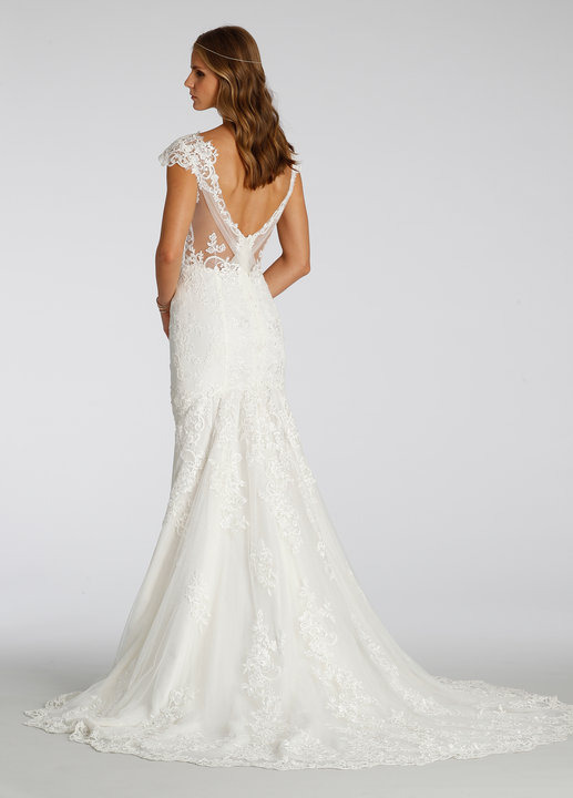Style 7658 Back View