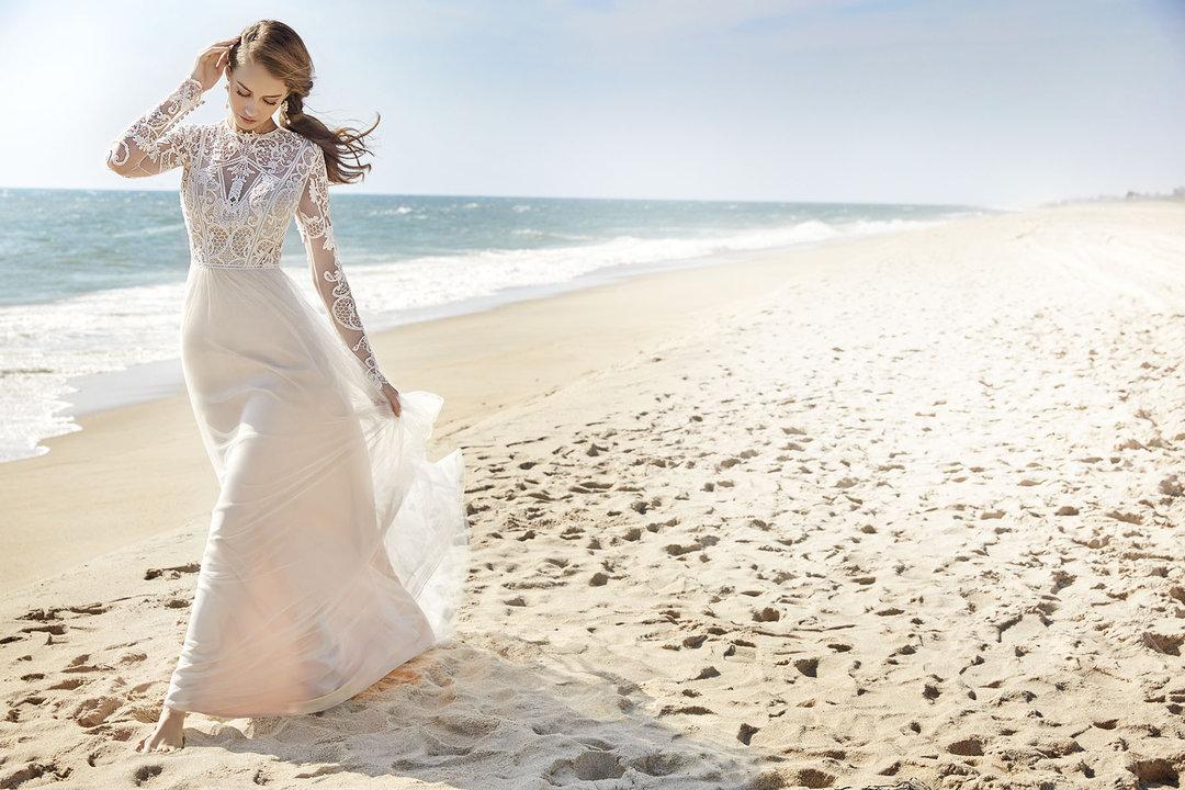 Ti Adora by Allison Webb Style 7702 Bridal Gown